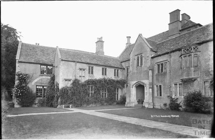 Little Sodbury Manor, South Gloucestershire c.1930s