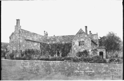 Manor House, East Coker near Yeovil, Somerset c.1920s