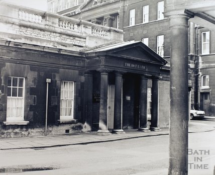 The Old Royal Bath, Hot Bath, pre 1973