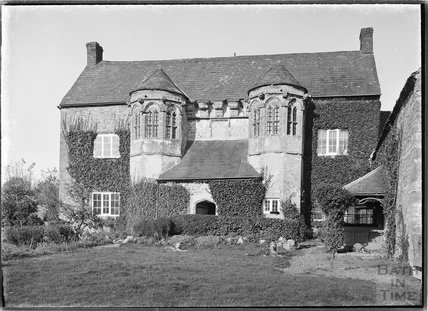 West Bower manor house, South Somerset, 1938