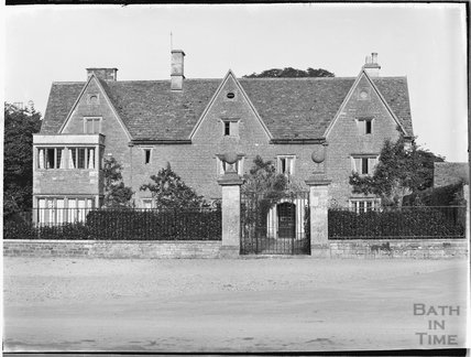 Atkins Manor, South Cerney, Gloucestershire, 1937