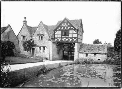 Frocester Court Gatehouse, South Gloucestershire 1938
