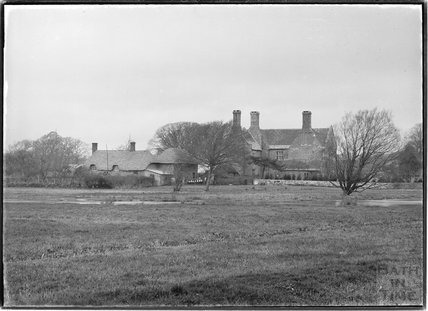 Woolbridge Manor House, Wool, Dorset, 1937