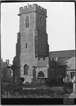 Church of St Georges, Bicknoller, Somerset c.1930s