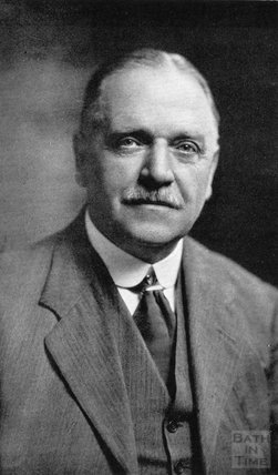 Mr Arthur E. Ball, Chairman of Duck Son & Pinker from 1937 to 1944