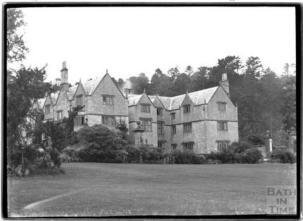 Leigh House, Winsham, South Somerset, c.1920s