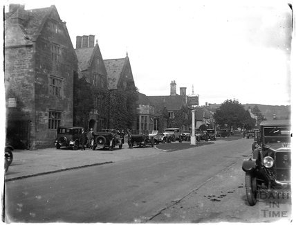 The Lygon Arms, Broadway, Worcestershire, c.1926-30