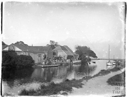 Wareham near Swanage and Poole, Dorset, 1929