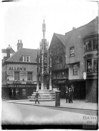 The Butter Cross, Winchester, Hampshire, c.1929