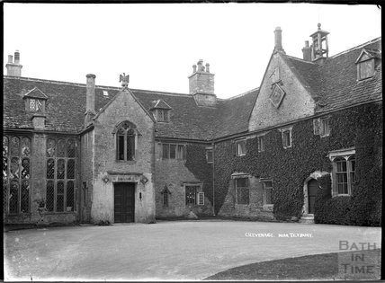 Chevenage House, near Tetbury, Gloucestershire c.1930s
