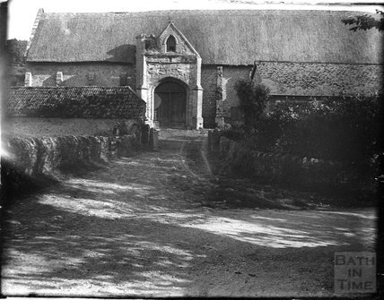 Tithe Barn, thought to be near Weymouth, Dorset, 1924