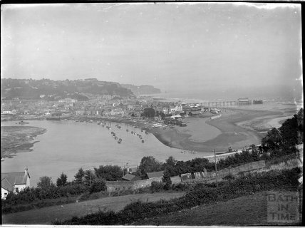 View of Teignmouth, Devon, c.1930s