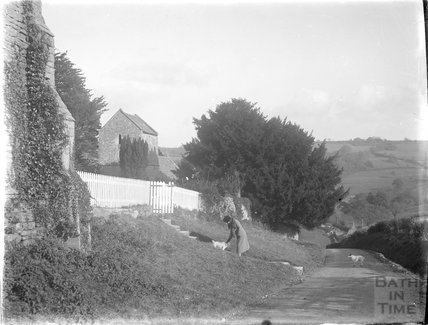 St. Mary Magdalene Church, Langridge c.1920