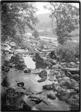 Dartmeet, Devon No 12 c.1930s