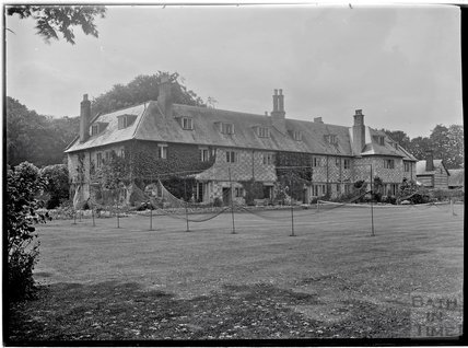Stoke Manor House, Winterbourne, Wiltshire, c.1920s