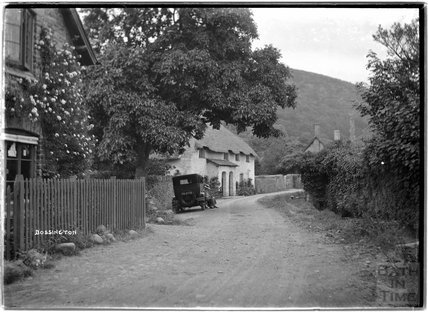 Bossington, near Minehead, Somerset, c.1920s