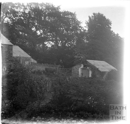 Farm building in Yelverton, Dartmoor, Devon, 1928