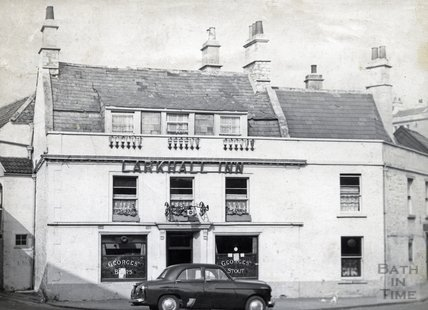 The Larkhall Inn, 1950s