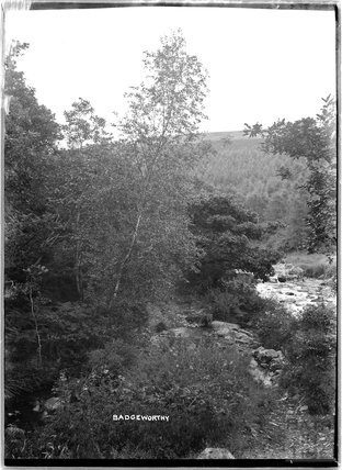 Badgworthy, near Lynton, Exmoor, Devon, c.1920s