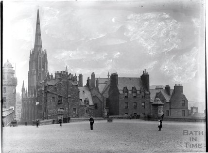 The Hub, formerly The Assembly Hall and Talbooth Church, Castlehill, Edinburgh   c.1910s