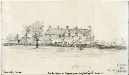 Ashley Green including footpath from Bradford Leigh to Conkwell, May 1866
