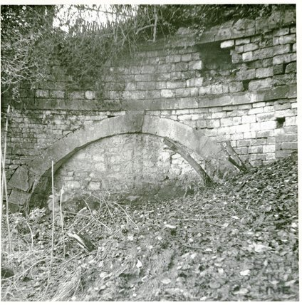 Somersetshire Coal Canal, Wellow, 25 November 1951