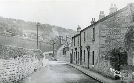 Church Street, Monkton Combe c. 1919