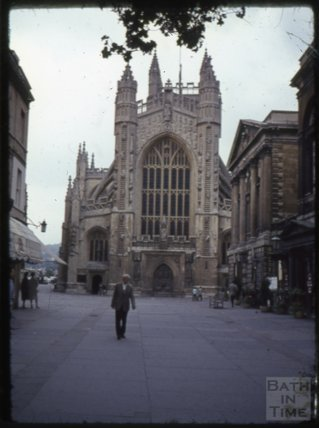 Bath Abbey, 1965