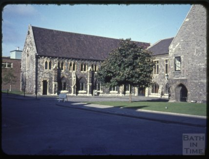 Bristol Quakers Friars, 1964