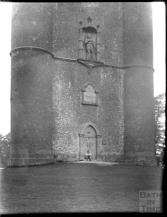 Alfred's Tower, Stourhead Estate, c.1900s