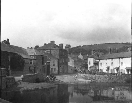 Unidentified village, c.1900s