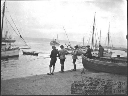 Weymouth Harbour, c.1920s