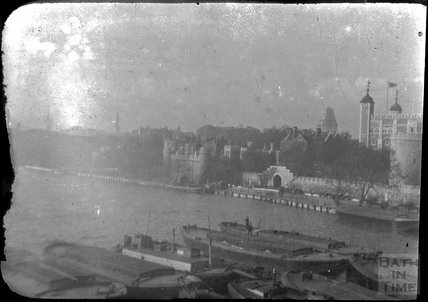 The Tower of London, c.1920s