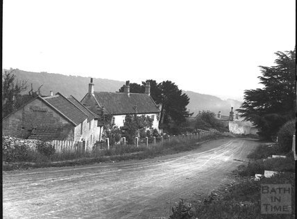 The old Brassknocker Inn, Brassknocker Hill, c.1900s