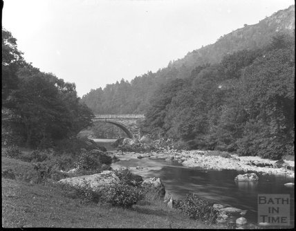 Beaver Bridge, Betws-y-Coed, c.1900s