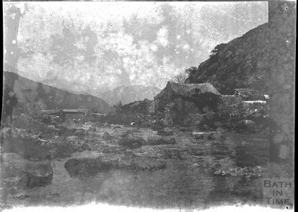 River in unidentified location, c.1900s