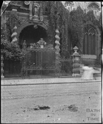 St Mary, Oxford, c.1900s