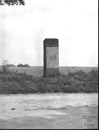 The Robber's Stone, near West Lavington, c.1900s