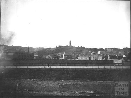 View to Brandon Hill, Bristol, c.1900s