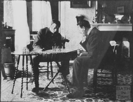 Chess, Great Pulteney Street, c.1900s