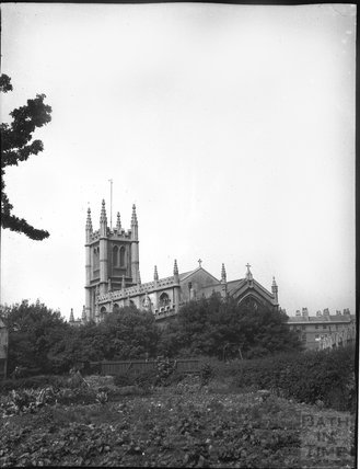 St Mary's, Bathwick, c.1900s