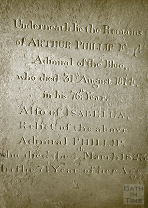 Admiral Philips Tomb, Bathampton, c.1920s