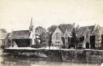 Great Chalford Manor House, c.189s