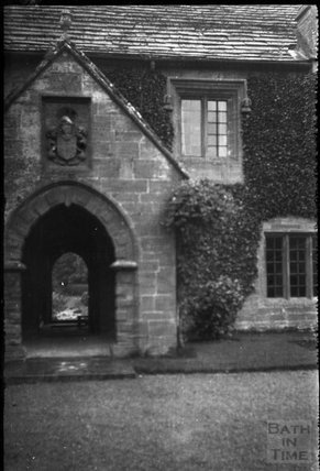 Manor House, East Coker near Yeovil, Somerset, 1932