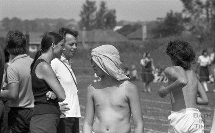 The Somervale School Sports Day, 25 June 1976