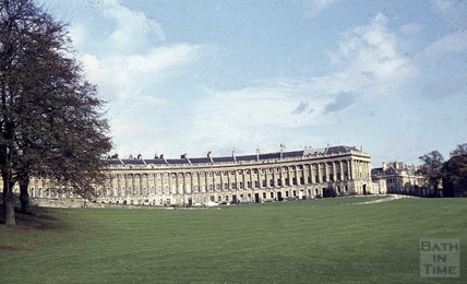 Royal Crescent, 1963