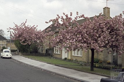 Cotswold Road, Moorlands Estate, Bath, 1974