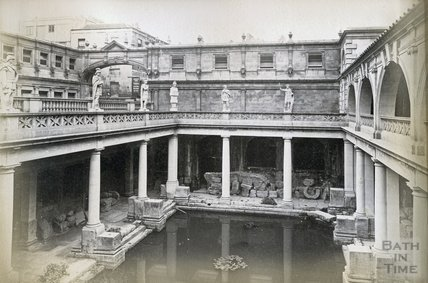 New Roman Baths c.1900