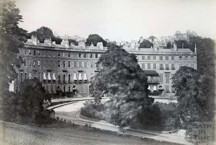 Cavendish Crescent c.1890