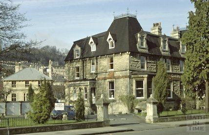 Villa Magdala, Henrietta Street, Bathwick, March 1980